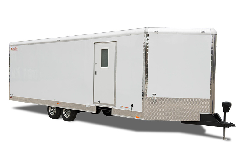 Snow King Snowmobile Trailers by Continental